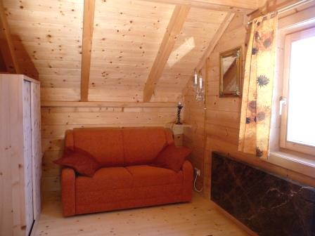 Schlafzimmer 2, Sofa